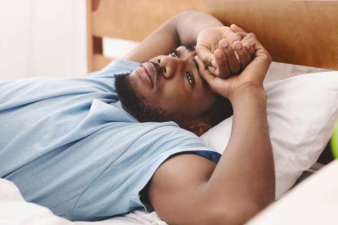 Possible reasons you may struggle to sleep